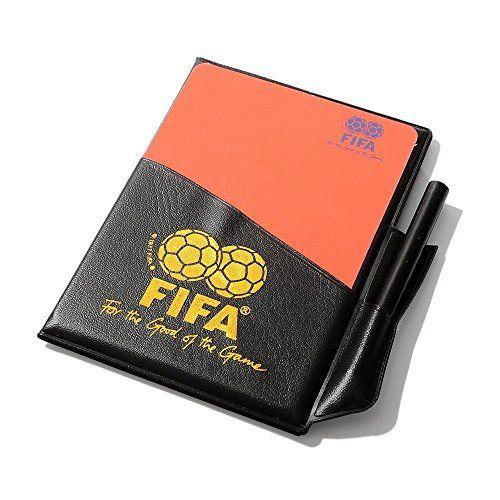 Caja de Tarjeta Amarilla Juez Árbitro de fútbol Rojo de Fútbol y Otros Deportes Equipo Profesional Transparente de Color Brillante