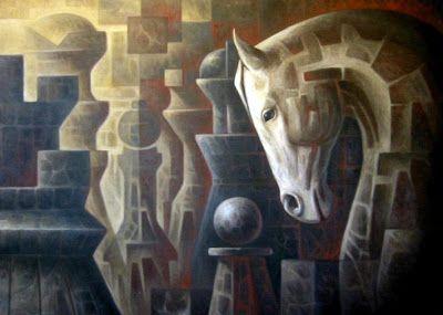 Chess art. ❣Julianne McPeters❣ no pin limits