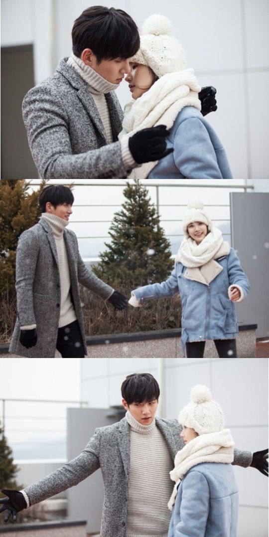 Ji Chang Wook and Park Min Young star in Healer. -Lily