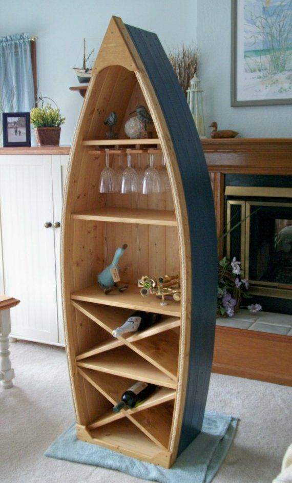 Best 25+ Boat shelf ideas on Pinterest | Nautical boy rooms, Diy canoe projects and Nautical ...