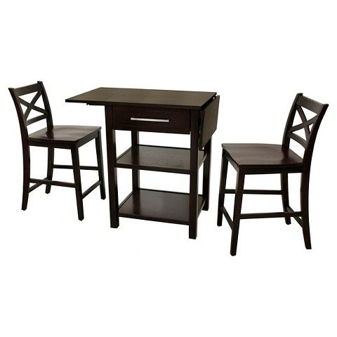 Target Threshold 3 Piece Pub Set Tobacco For The
