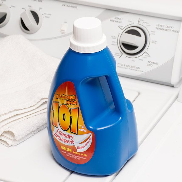 1 Gallon James Austin S 101 Laundry Detergent With Bleach