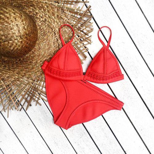 seewantshop:  Summer ready ❤️ @triangl @lackofcoloraus #bringontheheat #seewantshop