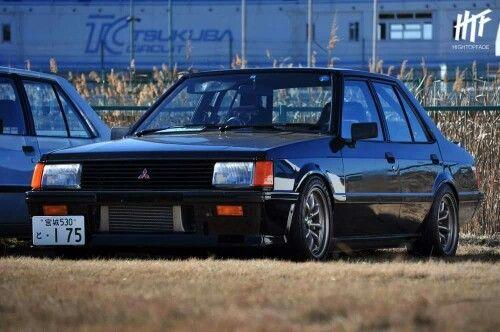 Mitsubishi Colt Lancer Turbo EX2000