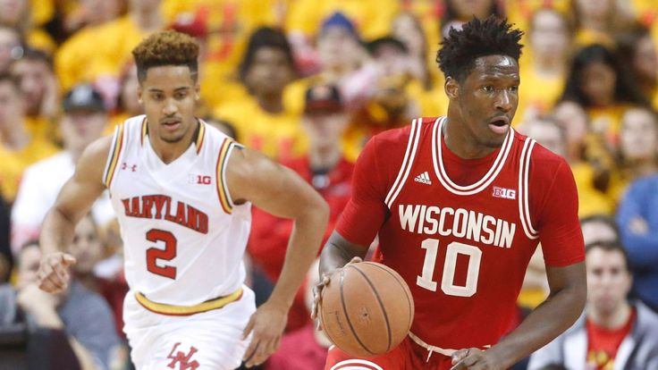 Nigel Hayes to the Celtics: I'll shoot 5,000 shots per day if you pick me