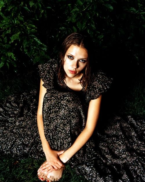 Scarlett Johansson - Jeff Riedel photoshoot