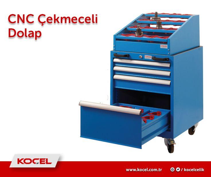 CNC işleme tezgahlarında mors tutucuların muhafaza edilmesi için tasarlanan Koçel CNC çekmeceli dolaplar kalıpçı ve makine imalatçılarının üretimlerini kolaylaştırmaktadır. CNC çekmeceli dolap ürünlerimizi kocel.com.tr adresimizden inceleyebilirsiniz. Bilgi için --> http://bit.ly/1X9voYB  #koçelçelik #çelikeşya #çekmecelidolap #cncdolap #düzen #kalite
