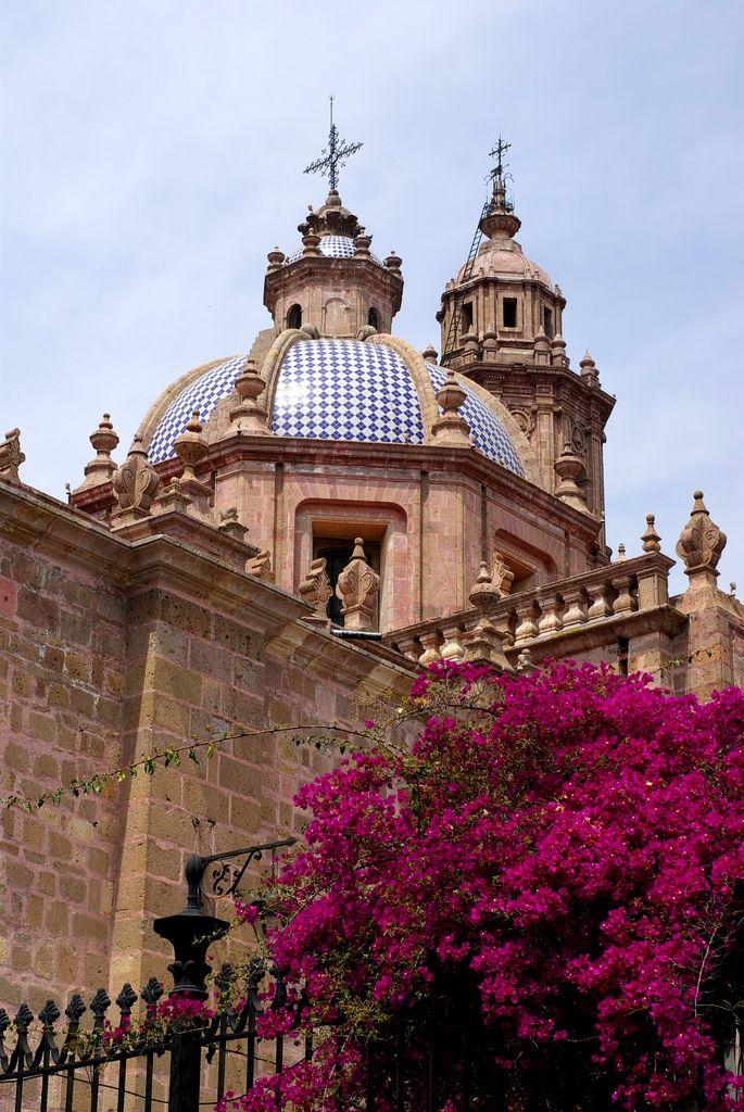Camelinas y una catedral | Morelia Michoacán México 2008 | Flickr