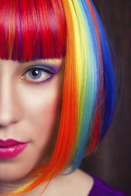 Colori fluo: l'ultima tendenza per i capelli   DiLei – Donne : Moda, Tendenze, Benessere e Consigli On line