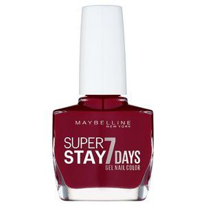 Maybelline Forever Strong Gel 265 Divine Wine Nail Polish