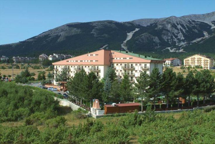 Hotel Magnola Palace, Ovindoli, AQ, Abruzzo, Italy.