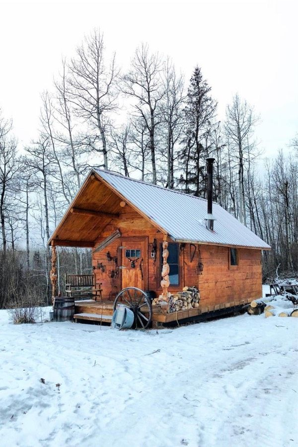 22 Must See Winter Cabins Deep In The Woods Deluxe Timber Small Log Cabin Building A Cabin Winter Cabin