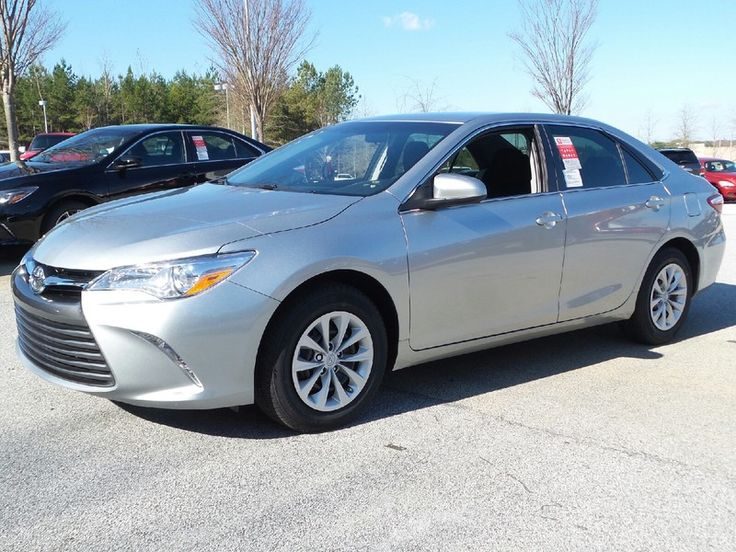 New 2016 Toyota Camry For Sale | Lithonia GA