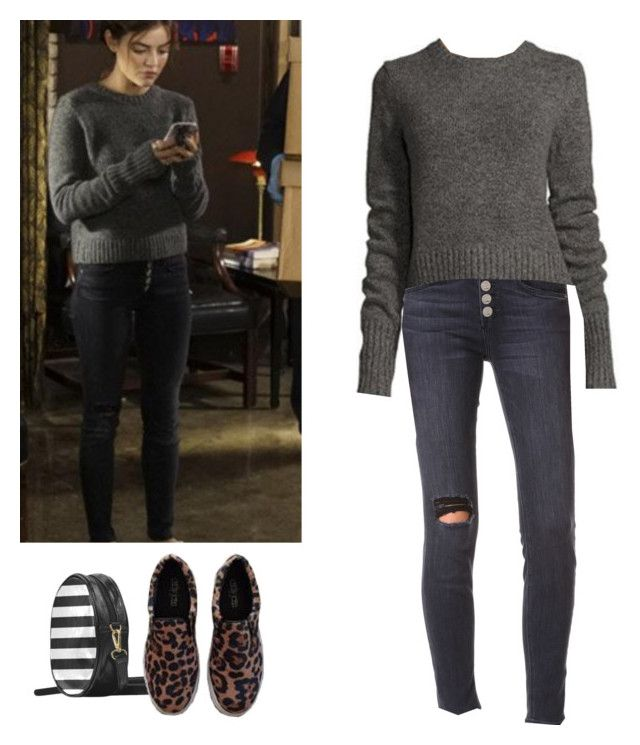 Aria Montgomery - pll / pretty little liars by shadyannon on Polyvore featuring polyvore fashion style McGuire clothing