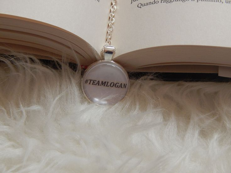 Collana cabochon Gilmore Girls: Team Jess/ Team di IlGhirigoroShop