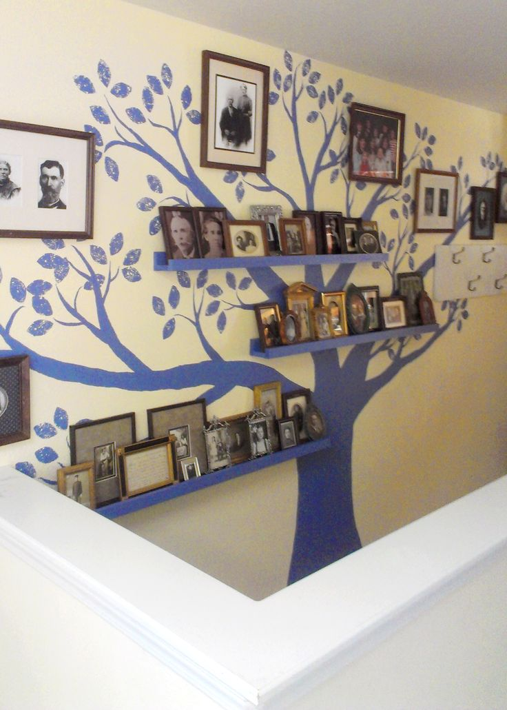 My Family Tree Mural and Finding My Light