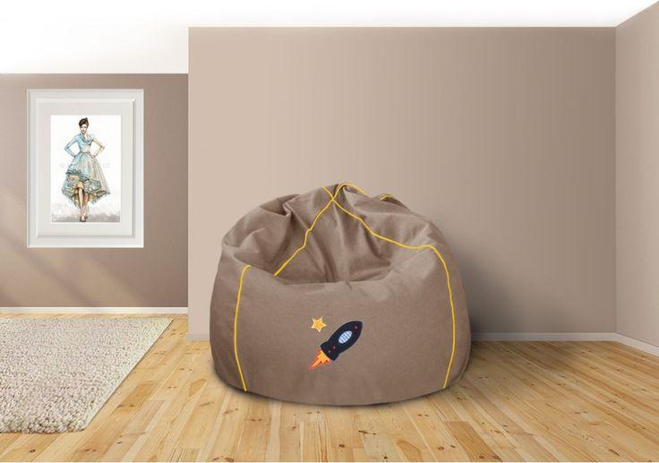 Small Design űrhajó  #beanbag #babzsákfotel #babzsák #design #interior #style