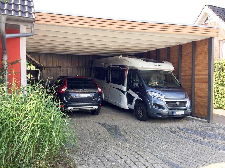 Galerie Carport für Wohnmobil Zimmerei Zeller GmbH