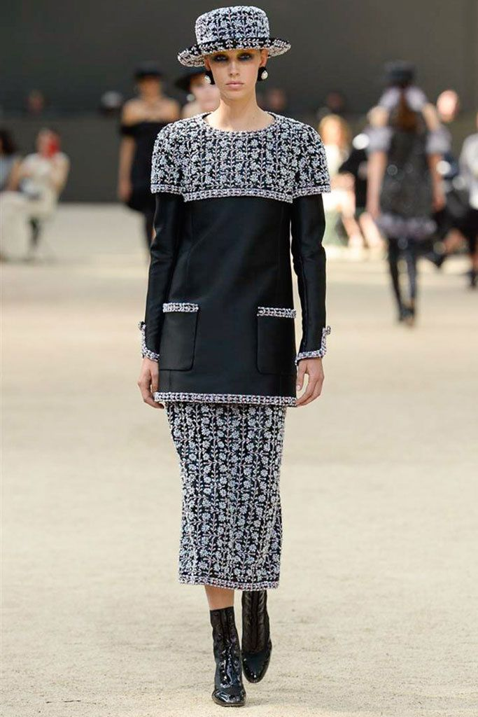 Chanel Haute Couture FW17