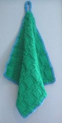 Nifty Knitted Dishcloth