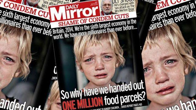 Oxfam: 1% más rico del Reino Unido posee el 25 % de la riqueza