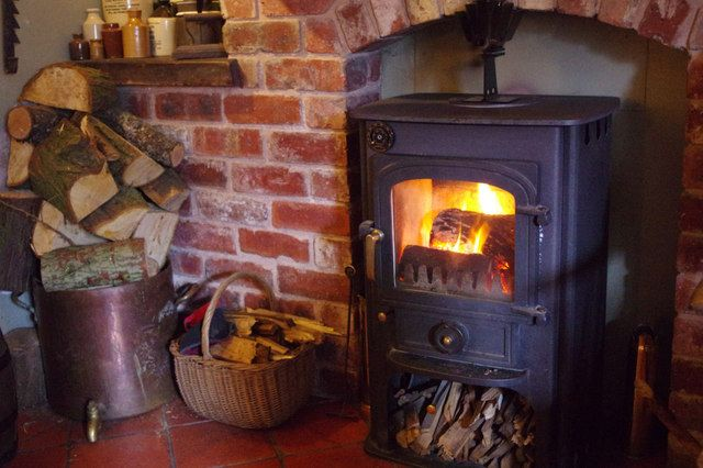 The Most Efficient Wood Stoves For Off-Grid Heat