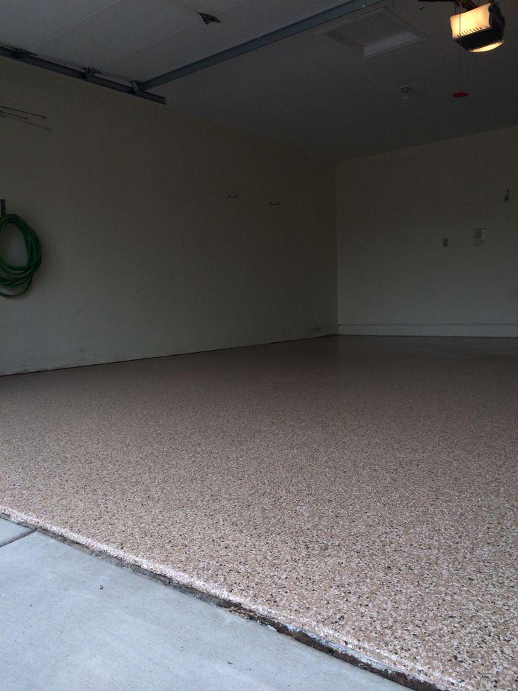epoxy boden chip garage floor installed by re deck of northwest ohio lima www 3d selber machen