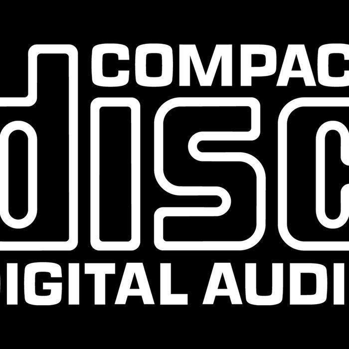 Compact Disk Digital Audio Logo White Coffee Mug By Nolan Dempsey 11 Oz Compact Disc White Coffee Mugs Digital Audio