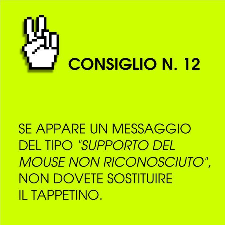 Consiglio n. 12