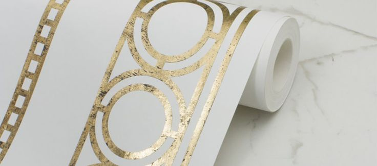 The Gilded Age: Handmade Wallpaper from Custhom in London