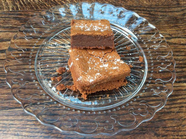 Je ne sais pas vous, mais j'adore la crème de marrons! Et le fondant au chocolat, qui n'aime pas ça??? Bref ce gâteau est très rapide à faire, super gourmand et le chocolat et le marron…