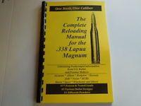 .338 Lapua Magnum  The Complete Reloading Manual Load Books Latest Version