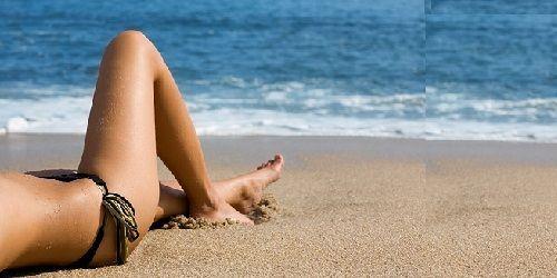 Τέλεια πόδια για την παραλία: Πως θα το πετύχετε!