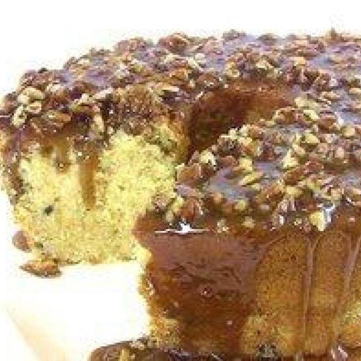 Pound Cake In Bundt Pan