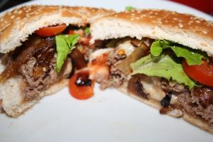 Who loves a great hamburger?! I know I do. So in this case, it is so great to have a recipe you can whip up anytime you crave one.