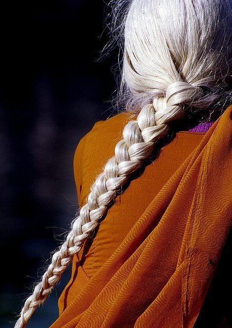 Gray braid