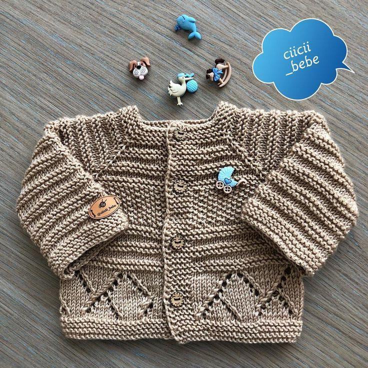 Pin auf Stricken sie Baby Kleidung