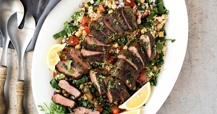 """""""Slice the lamb, pile it all onto a platter and tell your family this took you hours to make – they'll never guess otherwise!"""" - Nagi Maehashi"""