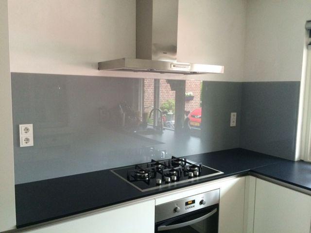 Meer dan 1000 idee n over keukenwand op pinterest keuken terugspatten tegel en rvs apparaten - Keuken rustieke grijze ...