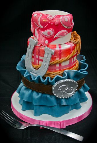 @Stephanie Williams Country girl Cakelet-made me think of Steph!