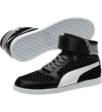 Skylaa Hi Polka Dot Women's Sneakers #PUMA #shoes #women #fashion $75.00