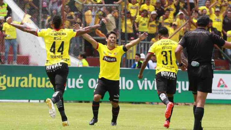 (Audio) Barcelona espera que el torneo ecuatoriano inicie en febrero