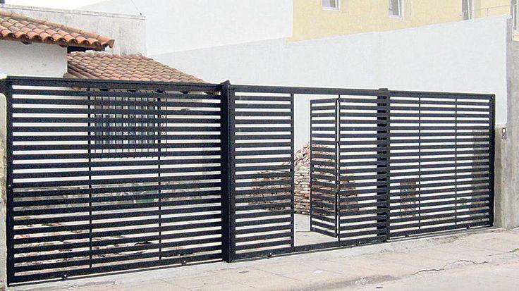 De caño. Se utilizan para limitar la vista desde el exterior hacia la vivienda.