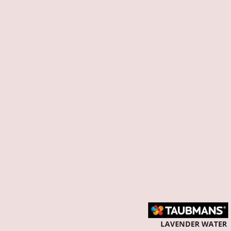 #Taubmanscolour #lavenderwater