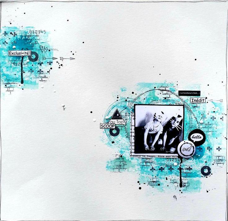 Graffiti Girl – Scrappez différent