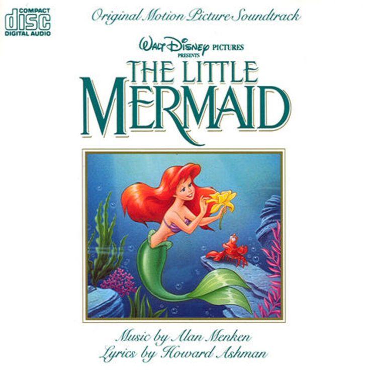 The Little Mermaid > 1989 Film Soundtrack