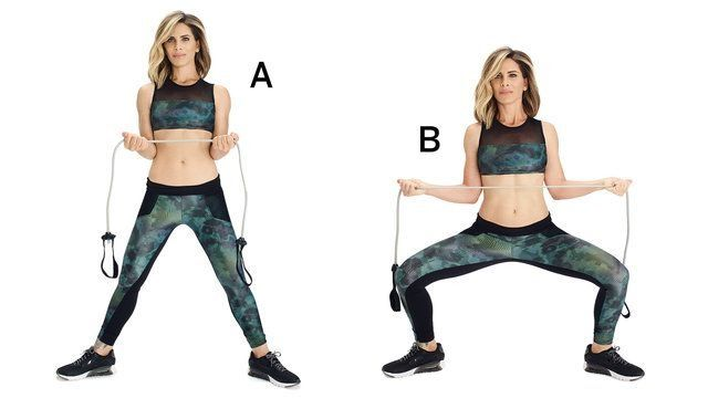 Post-Pregnancy Workout from Jillian Michaels | Health.com