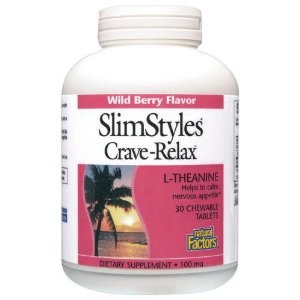 Natural Factors Slimstyles Crave-relax Berry Tablets, 30-Count (Health and Beauty)  http://kohlerapronsink.com/amazonimage.php?p=B0009MP4EG  B0009MP4EG