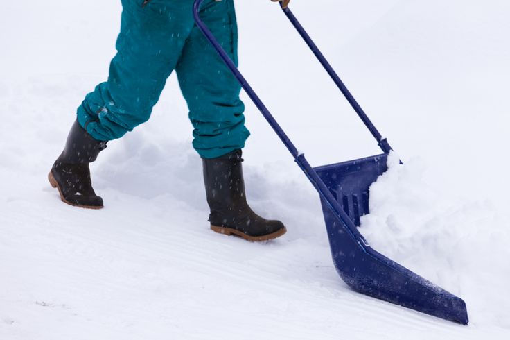 The great thing about hiring a #snow #removal service is that it's one less thing to think about.