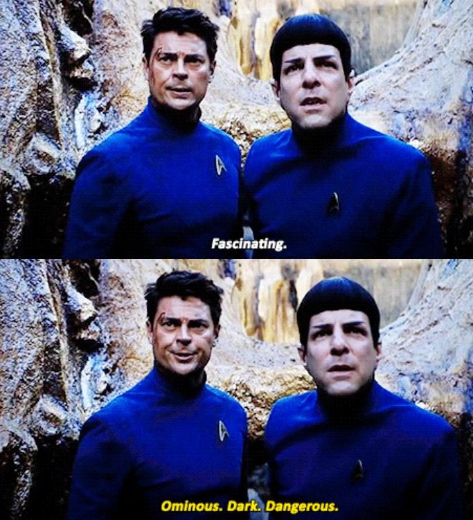 Star Trek Beyond | Spock and Bones